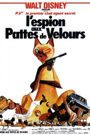 background picture for movie L'espion aux pattes de velours