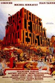 background picture for movie Deux heures moins le quart avant Jesus Christ