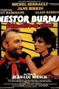 Affiche du film : Nestor burma detective de choc