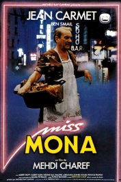 background picture for movie Miss mona