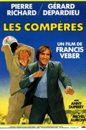 background picture for movie Les compères