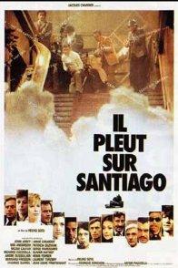 Affiche du film : Il pleut sur Santiago