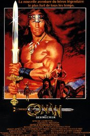 background picture for movie Conan le destructeur