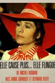 background picture for movie Elle cause plus... elle flingue