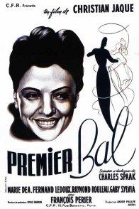 Affiche du film : Premier bal