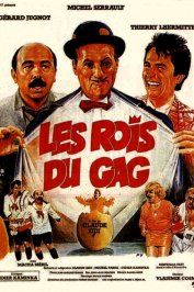 background picture for movie Les rois du gag
