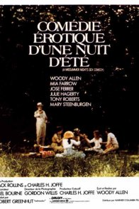 Affiche du film : Comedie érotique d'une nuit d'été
