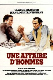 background picture for movie Une affaire d'hommes