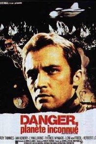 Affiche du film : Danger planete inconnue