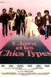background picture for movie Clara et les chics types