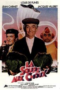 Affiche du film : La soupe aux choux