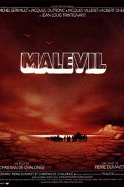 background picture for movie Malevil