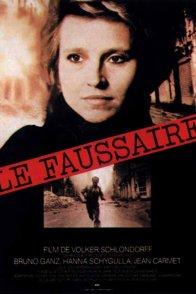 Affiche du film : Le faussaire