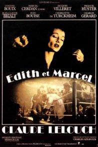 Affiche du film : Edith et Marcel
