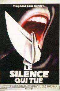 Affiche du film : Le silence qui tue