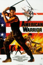background picture for movie American warrior