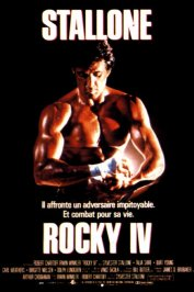 background picture for movie Rocky IV