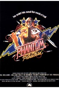 Affiche du film : Phantom of the paradise