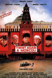 background picture for movie Twist again a moscou