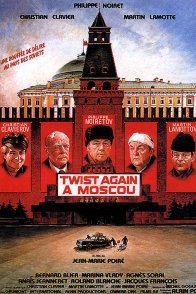 Affiche du film : Twist again a moscou