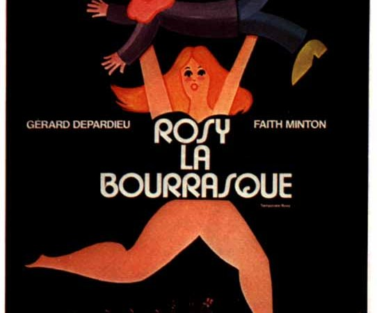 Photo du film : Rosy la bourrasque