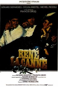 Affiche du film : Rene la canne