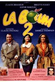 background picture for movie La Boum 2