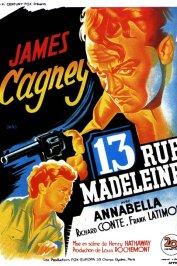 background picture for movie 13 rue madeleine
