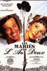 Affiche du film : Les mariés de l'an II