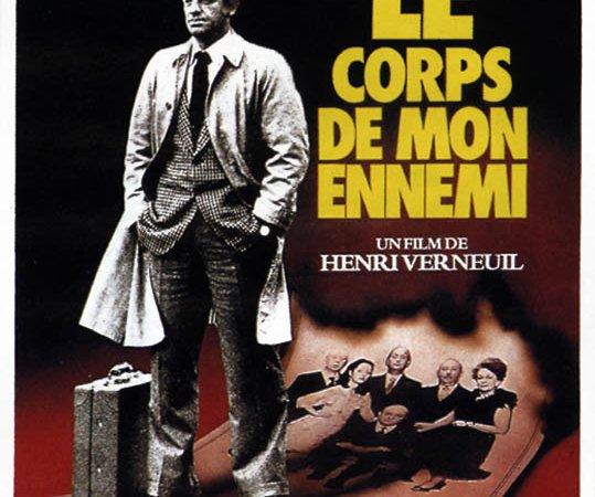 Photo du film : Le corps de mon ennemi