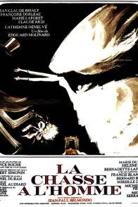 Affiche du film : La chasse à l'homme