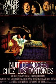 Affiche du film : Nuit de noces chez les fantomes