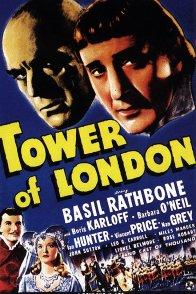 Affiche du film : La tour de londres