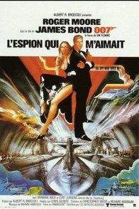 Affiche du film : L'espion qui m'aimait