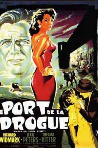Affiche du film : Le port de la drogue