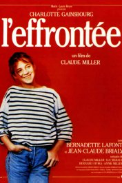 background picture for movie L'Effrontée