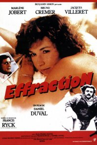 Affiche du film : Effraction