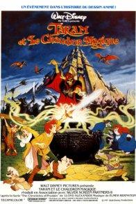 Affiche du film : Taram et le chaudron magique