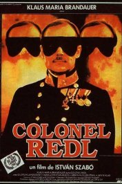 background picture for movie Colonel Redl