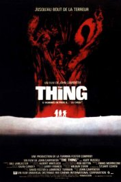 background picture for movie The thing
