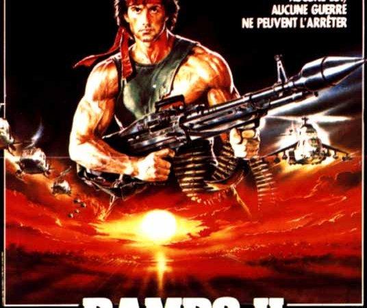 Photo du film : Rambo II La Mission