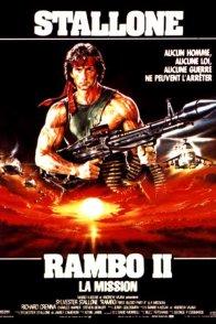 Affiche du film : Rambo II La Mission