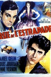 background picture for movie Rue de l'Estrapade