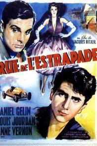 Affiche du film : Rue de l'Estrapade