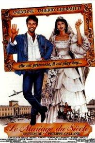 Affiche du film : Le mariage du siecle