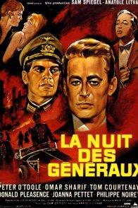 Affiche du film : La nuit des generaux