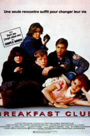 background picture for movie Breakfast Club