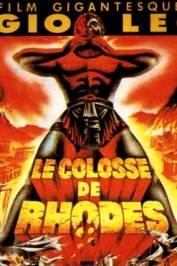 background picture for movie Le Colosse de Rhodes