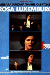 Affiche du film : Rosa luxembourg