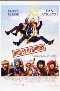 Affiche du film : Droles d'espions